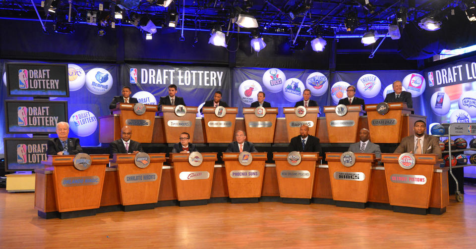 2014 NBA Mock Draft 1.0